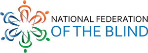 NFB National Federation of the Blind Logo